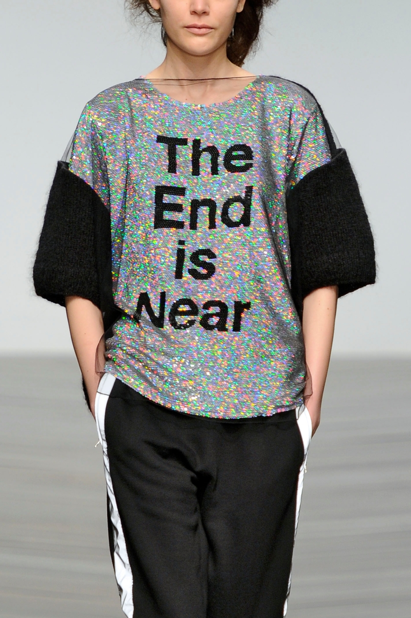 Ready to Wear Fall Winter 2013 Ashish London Fashion Week Feb 2013